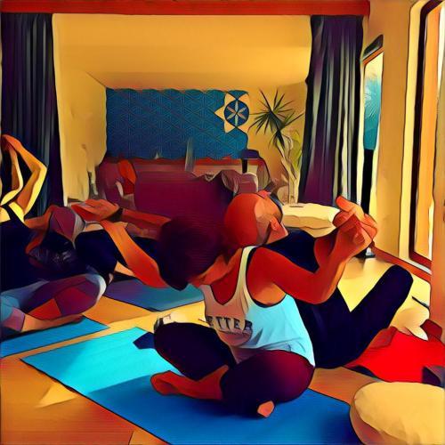 Tantric Arts Training  4. Modül - Tantra Yoga