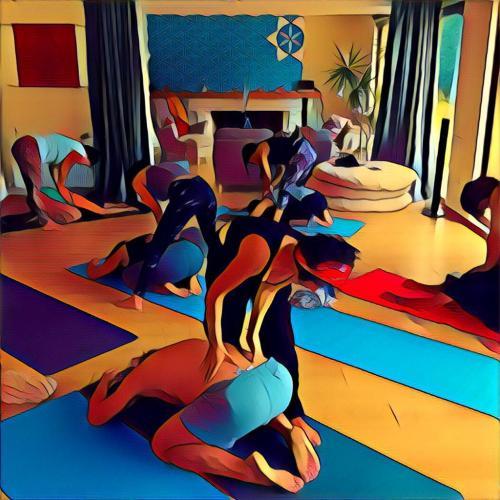 Tantric Arts Training  6. Modül - Tantra Masaj Terapi