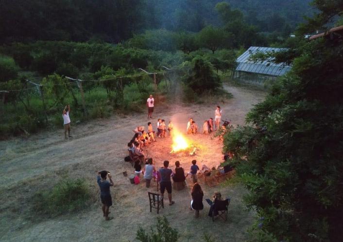 Fethiye Pastoral Vadi Yoga Tatili Simay Yaylacı