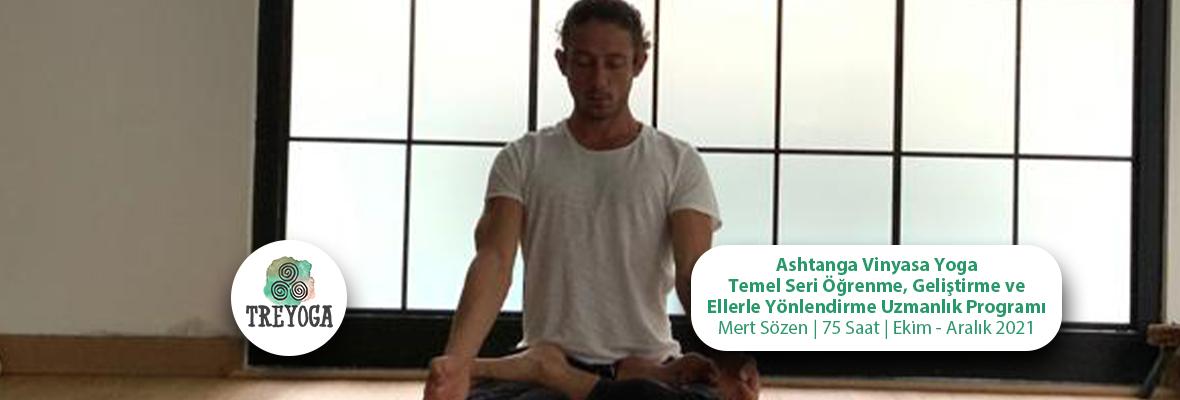Ashtanga Vinyasa Yoga Uzmanlık Programı