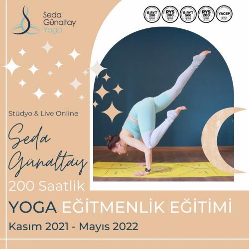 Seda Günaltay Yoga 200 Saatlik Yoga Alliance Onaylı Uzmanlık Programı