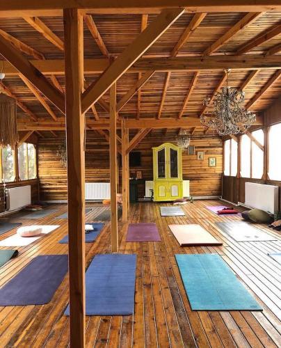 Enerjini Dönüştür -yoga,nefes, meditasyon kampı Gül Bolpaça