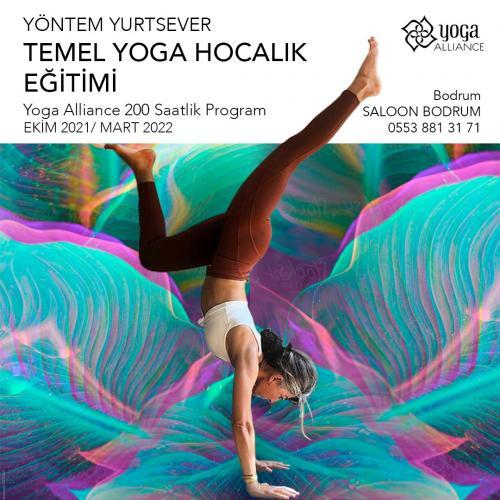 Yöntem Yurtsever Temel Yoga Uzmanlık Programı