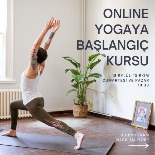 Yogaya Başlangıç Kursu
