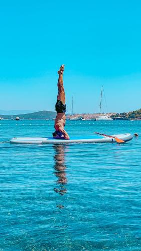 Sup Gezi Ve Yoga Tatili Melike Göküstün