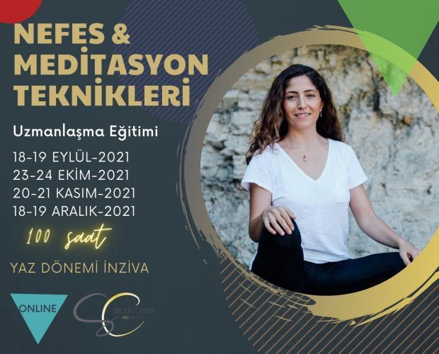 Nefes & Meditasyon Uzmanlaşma Programı