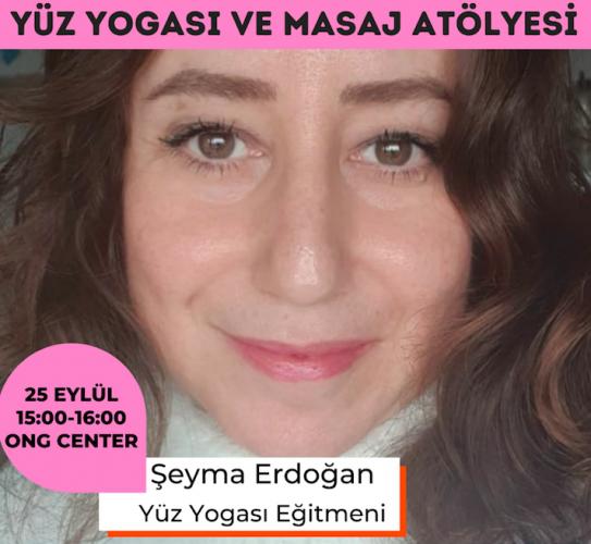 Yüz Yogası ve Masajı Atölyesi