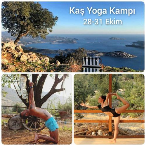 Kaş Yoga Kampı