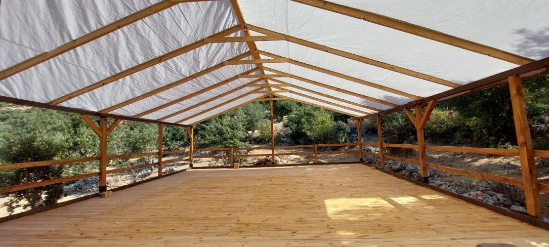 Kaş Yoga Kampı Özge Özvarol