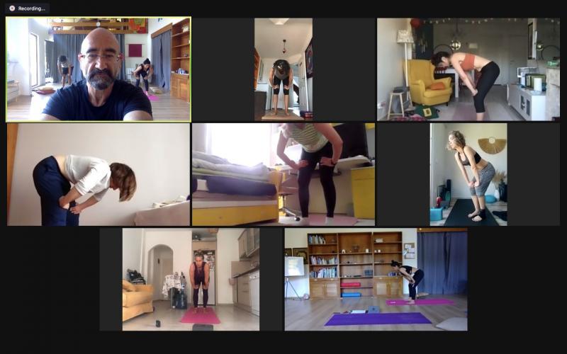 Tantra Yoga Online Gaye Hayırsevener