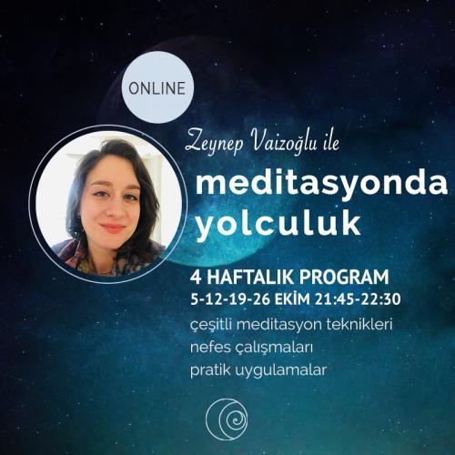 Meditasyonda Yolculuk
