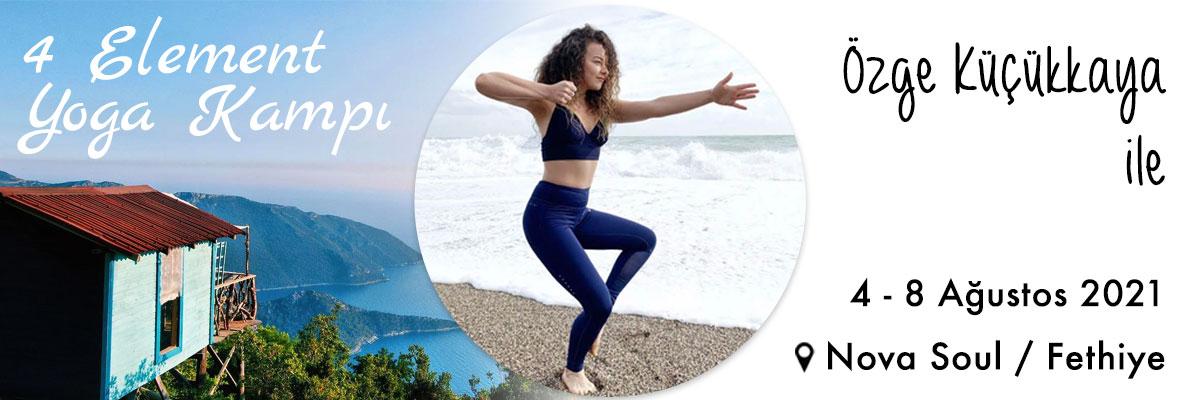 4 Element Yoga Kampı