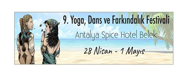 9. Yoga, Dans ve Farkındalık Festivali
