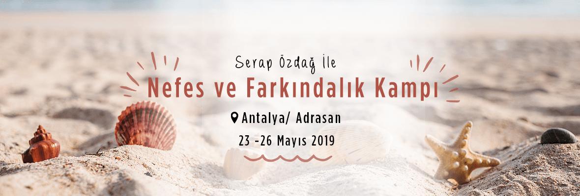 Adrasan'da Nefes ve Farkındalık Kampı