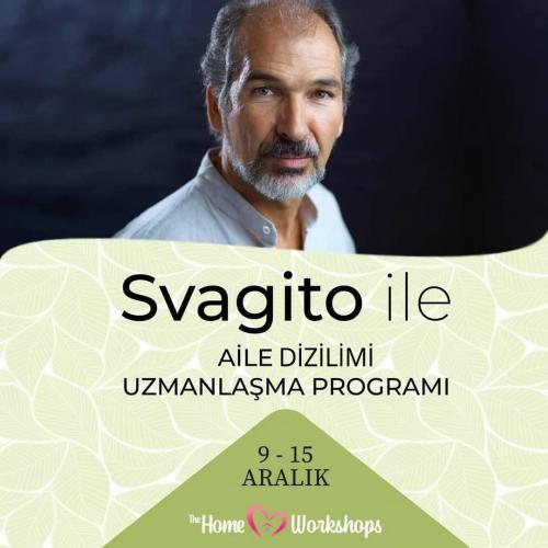 Svagito ile Aile Dizilimi Uzmanlaşma Programı 1. Modül