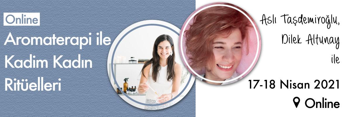 Aromaterapi ile Kadim Kadın Ritüelleri