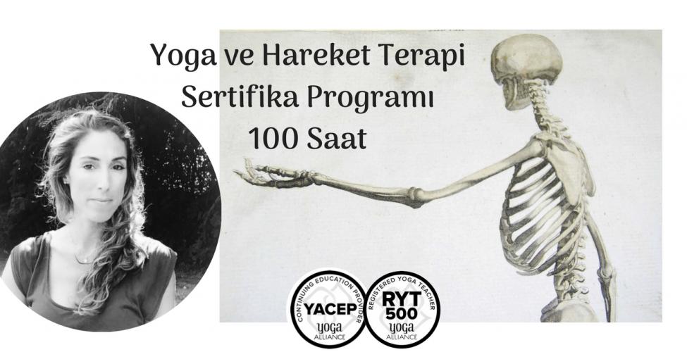 Aslı Aral ile Yoga ve Hareket Terapi Sertifika Programı Aslı Aral