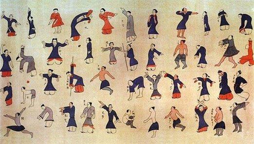 Ayhan Güler ile 100 Günlük Seçme Qigong Çalışmaları