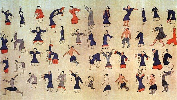 Ayhan Güler ile Tai Chi Qigong Shibashi Eğitimi