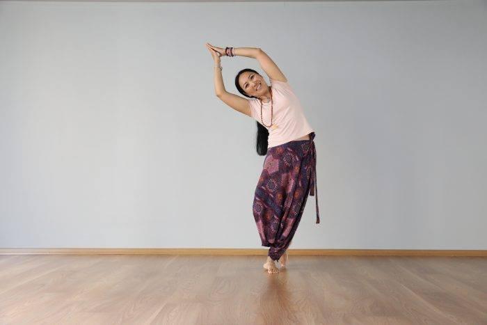 Ayman Sozakbayeva ile Kaoshiki Dans Workshopu