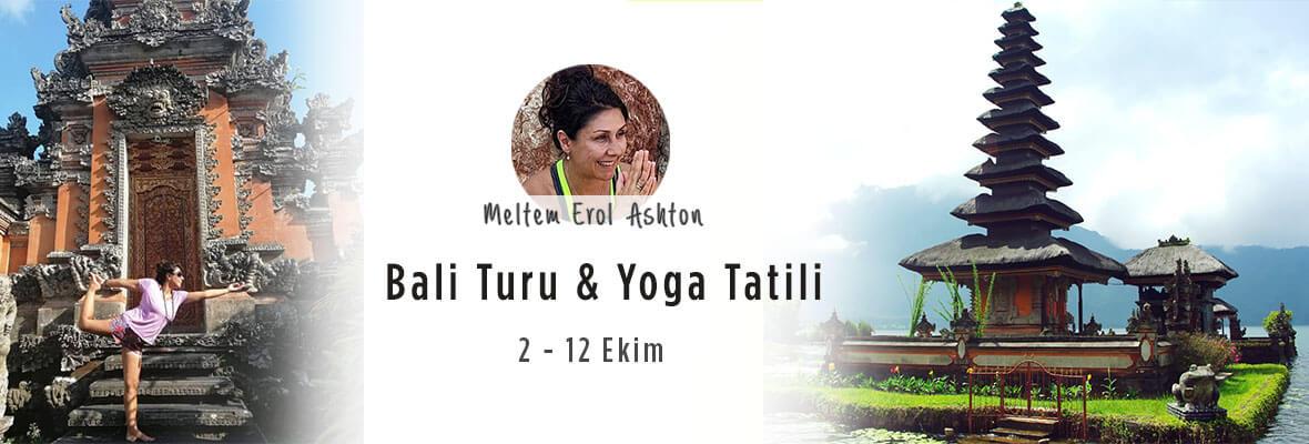 Bali Turu & Yoga Tatili