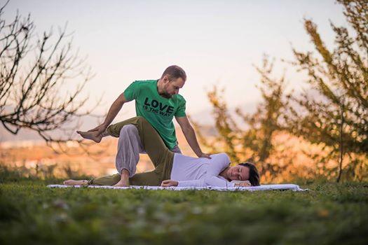 Basic Thai Yoga Massage Course with Till Heeg