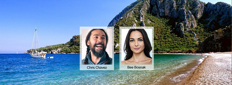 Bee Bosnak ve Chris Chavez ile Güç ve Zarafet / Power and Grace