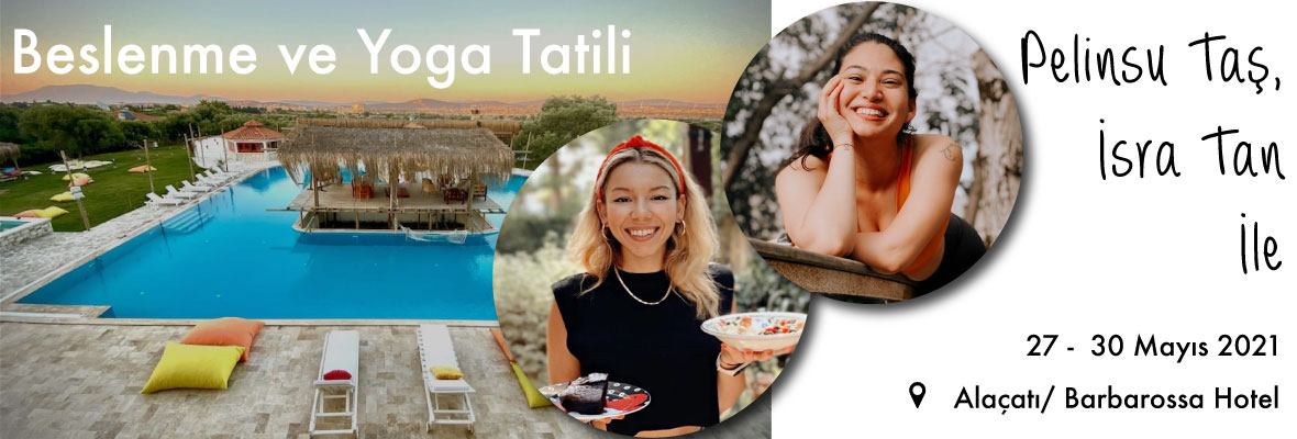 Beslenme ve Yoga Tatili