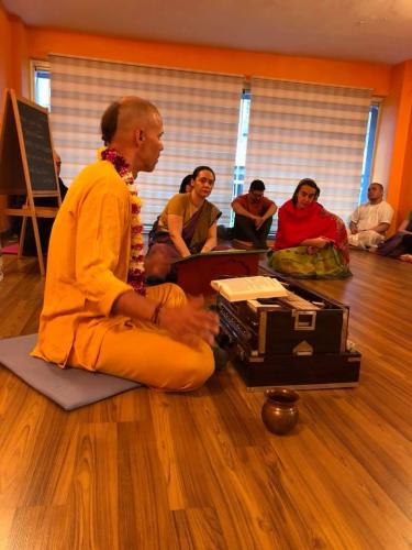 Bhakti Yoga Kulübü