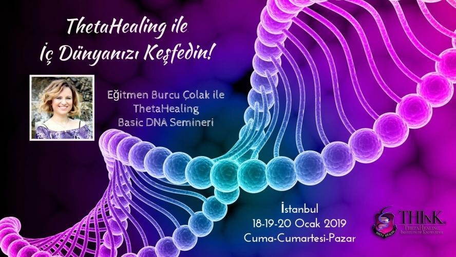 ThetaHealing ile Kendinizi Keşfedin - ThetaHealing Basic DNA Semineri