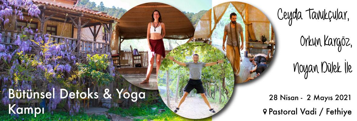 Bütünsel Detoks & Yoga Kampı