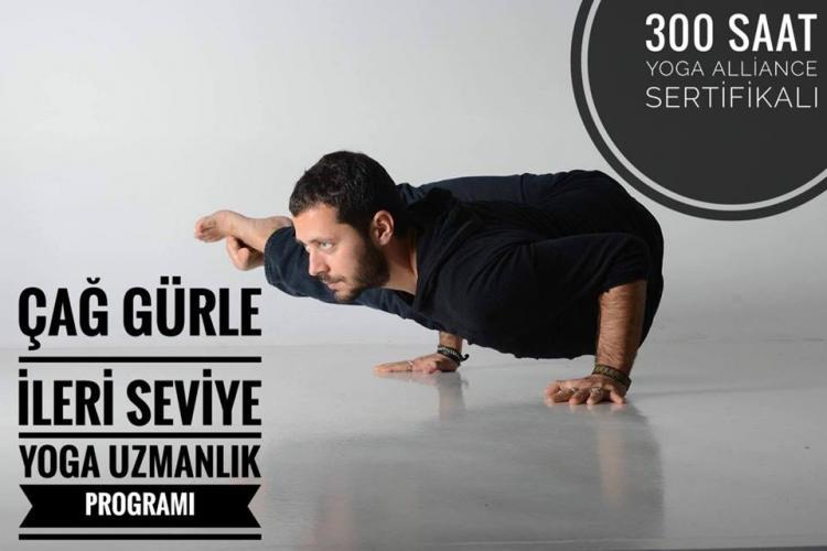Çağ Gürle ile İleri Seviye Yoga Uzmanlık Programı