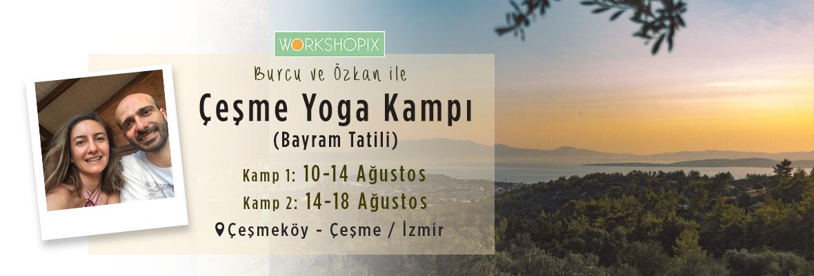 Çeşmeköy Yoga ve Meditasyon Kampı (Bayram Tatili)