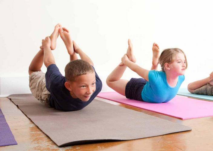 Ataşehir Çocuk Yogası Eğitmenlik Kursu