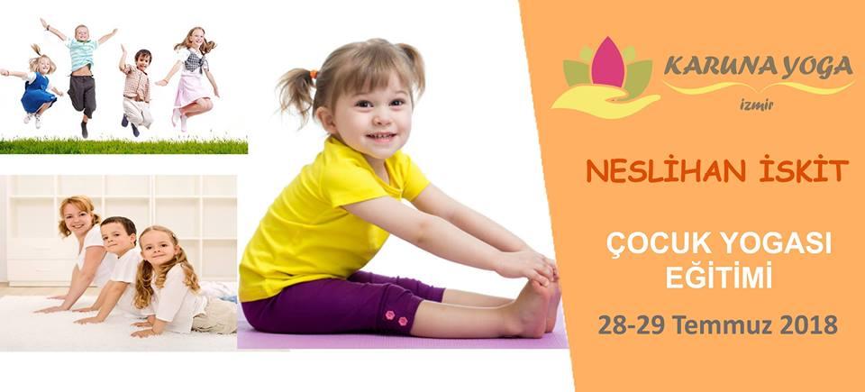 Çocuk Yogası Programı