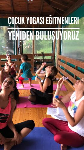 Çocuk Yogası Uzmanlarına Yönelik Tazelenme Etkinliği