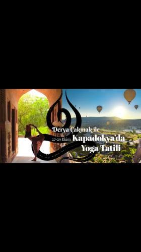 Derya Çakmak ile Kapadokya Yoga Tatili