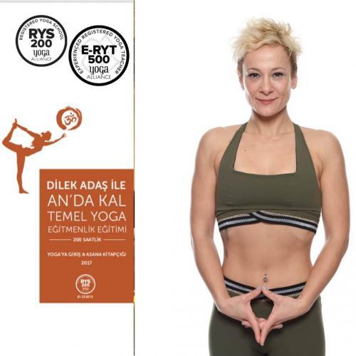 An'da Kal 200 Temel Yoga Eğitmenlik Eğitimi