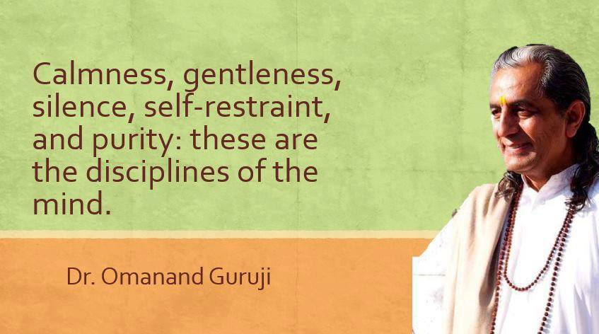 Dr. Omanand Baweja Meditasyon Teknikleri ve Geçmiş Travmalar