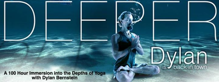 100 Hr Immersion into the Depths of Yoga with Dylan Bernstein