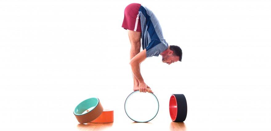 Soner Türkölmez ile Yoga Wheel Atölyesi Soner Türkölmez