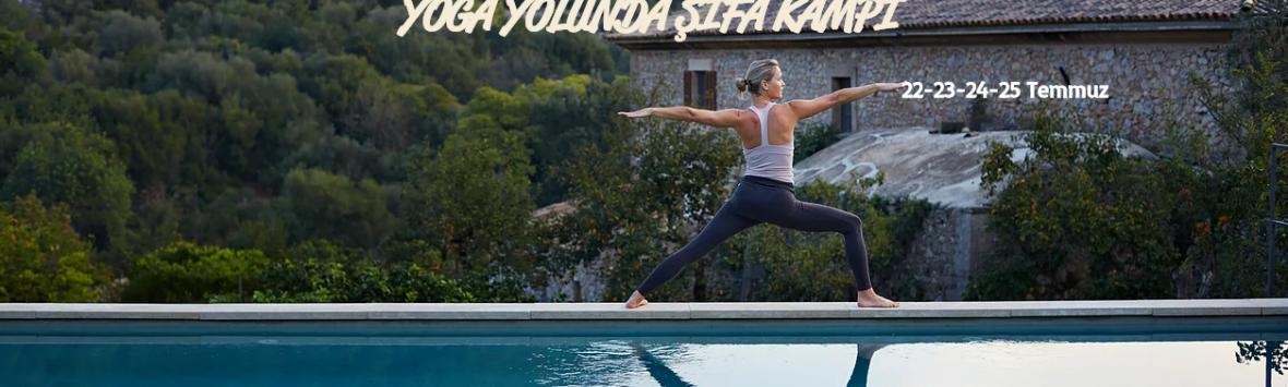 Yoga Yolunda Şifa Kampı