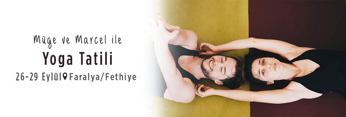 Faralya Botanica'da Yoga Tatili Marcel Martin