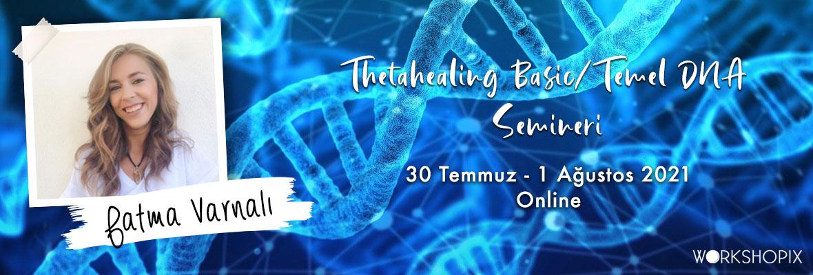 Thetahealing Basic/Temel DNA Semineri