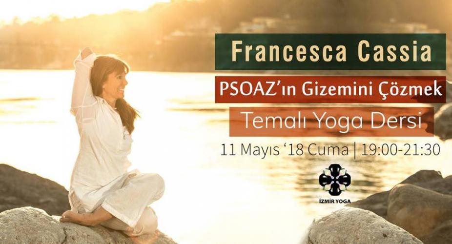 """Francesca Cassia """"Psoaz'ın Gizemini Çözmek"""""""