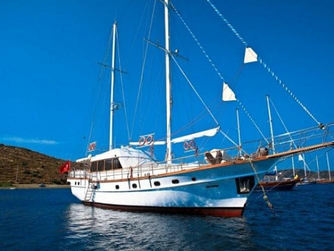 Teknede Yoga Güliz Tarkan ile Mavi Yolculuk