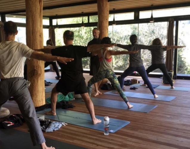 Geyikbayırı Yoga Kampı
