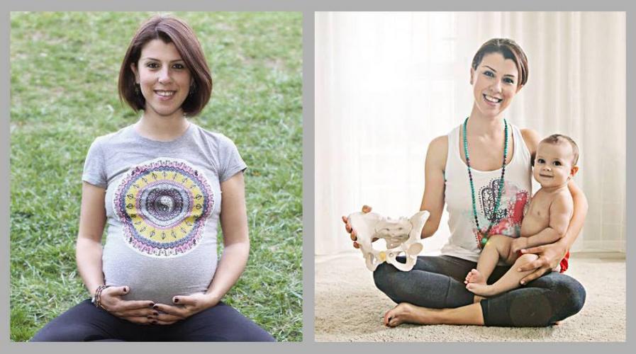 Gizem Onay ile Hamile Yogası Uzmanlık Programı