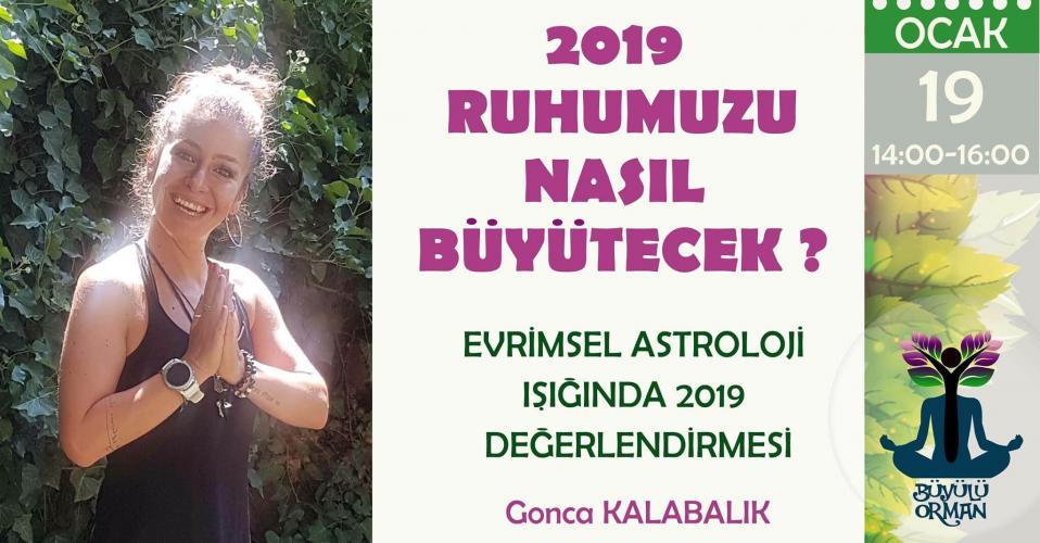 Evrimsel Astroloji Işığında 2019 Değerlendirmesi