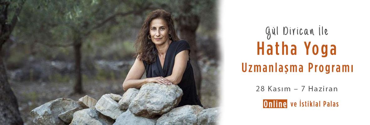 Gül Dirican ile Hatha Yoga Uzmanlaşma Programı